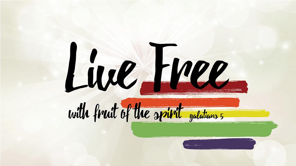 Live Free: Week 1