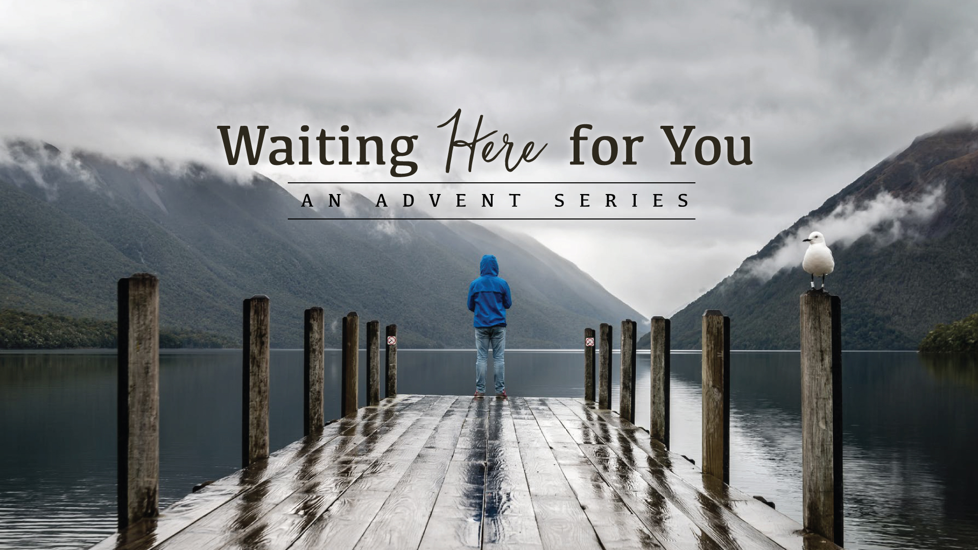 Waiting Here for Hope